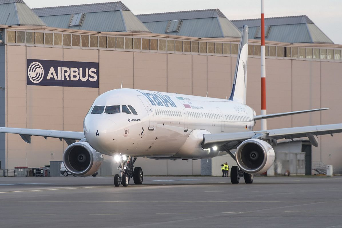 A321_First delivery to IranAir 5