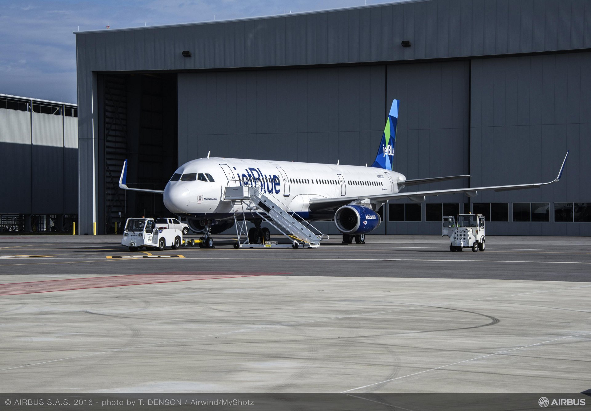 First delivery from the Airbus U.S. Manufacturing Facility_1