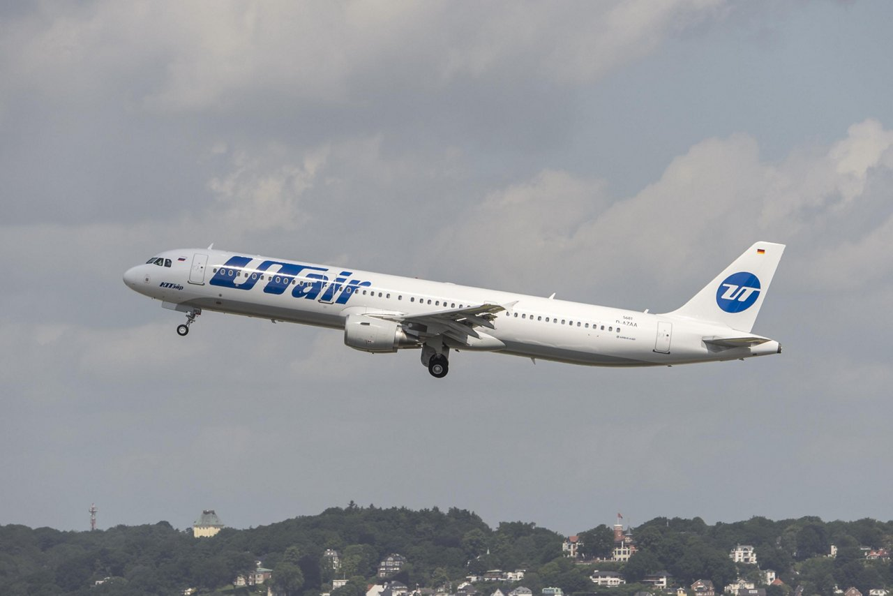 UTair, one of Russia's leading carriers, took delivery of its first Airbus aircraft. The brand-new A321 was handed over at a ceremony held at Airbus in Hamburg, Germany.