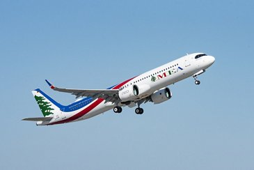 A321neo Middle East Airlines