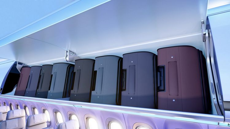 Airbus New Airspace XL Bin A320 Family
