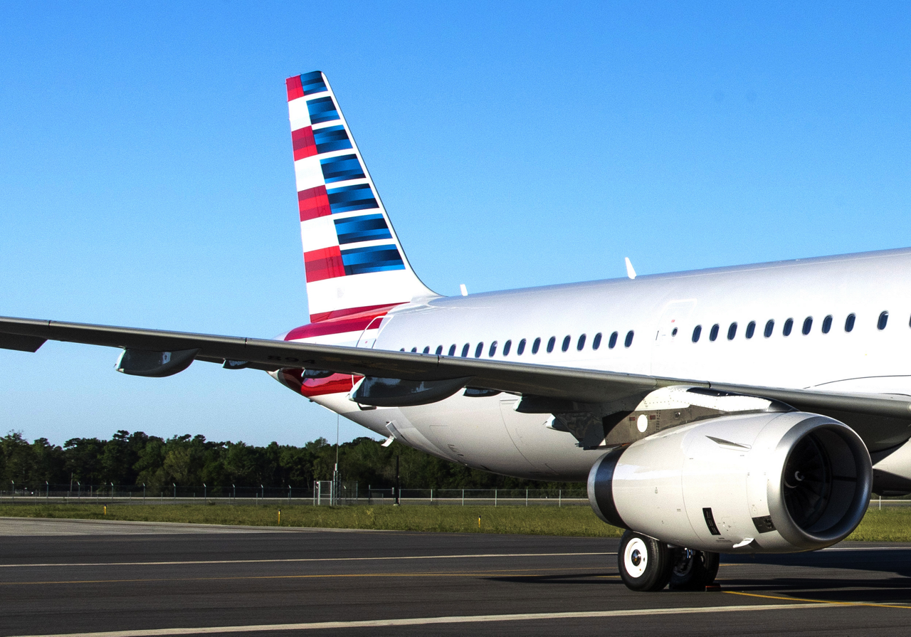 The second aircraft delivered from the Airbus U.S. Manufacturing Facility – an A321ceo – was received 17 May 2016 by American Airlines