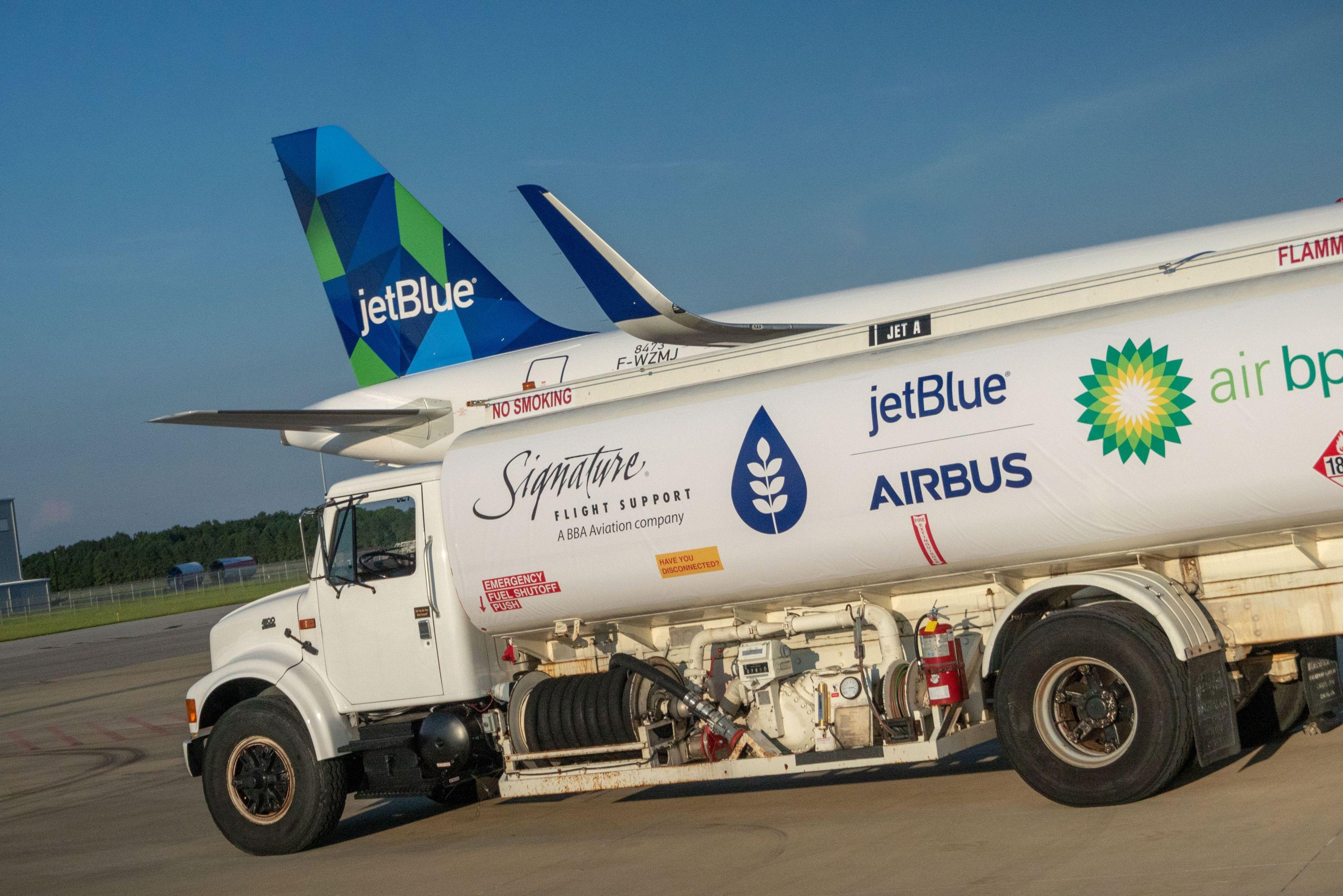 Resultado de imagen para Airbus delivers A321 sustainable fuel