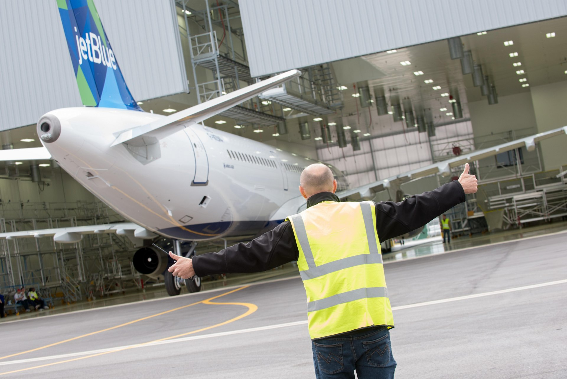 First U.S.-built A321 exits paint shop_2