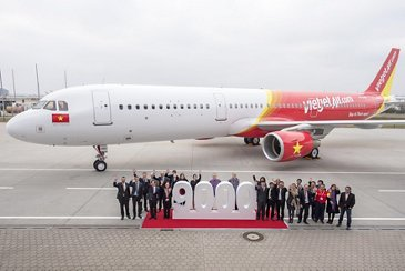 Airbus' 9,000th delivery_2
