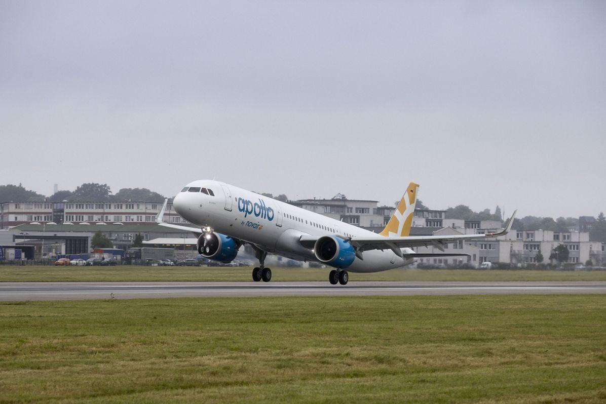 A321neo Novair MSN7746