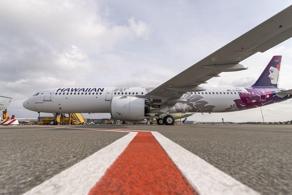 HawaiianAir A321neo
