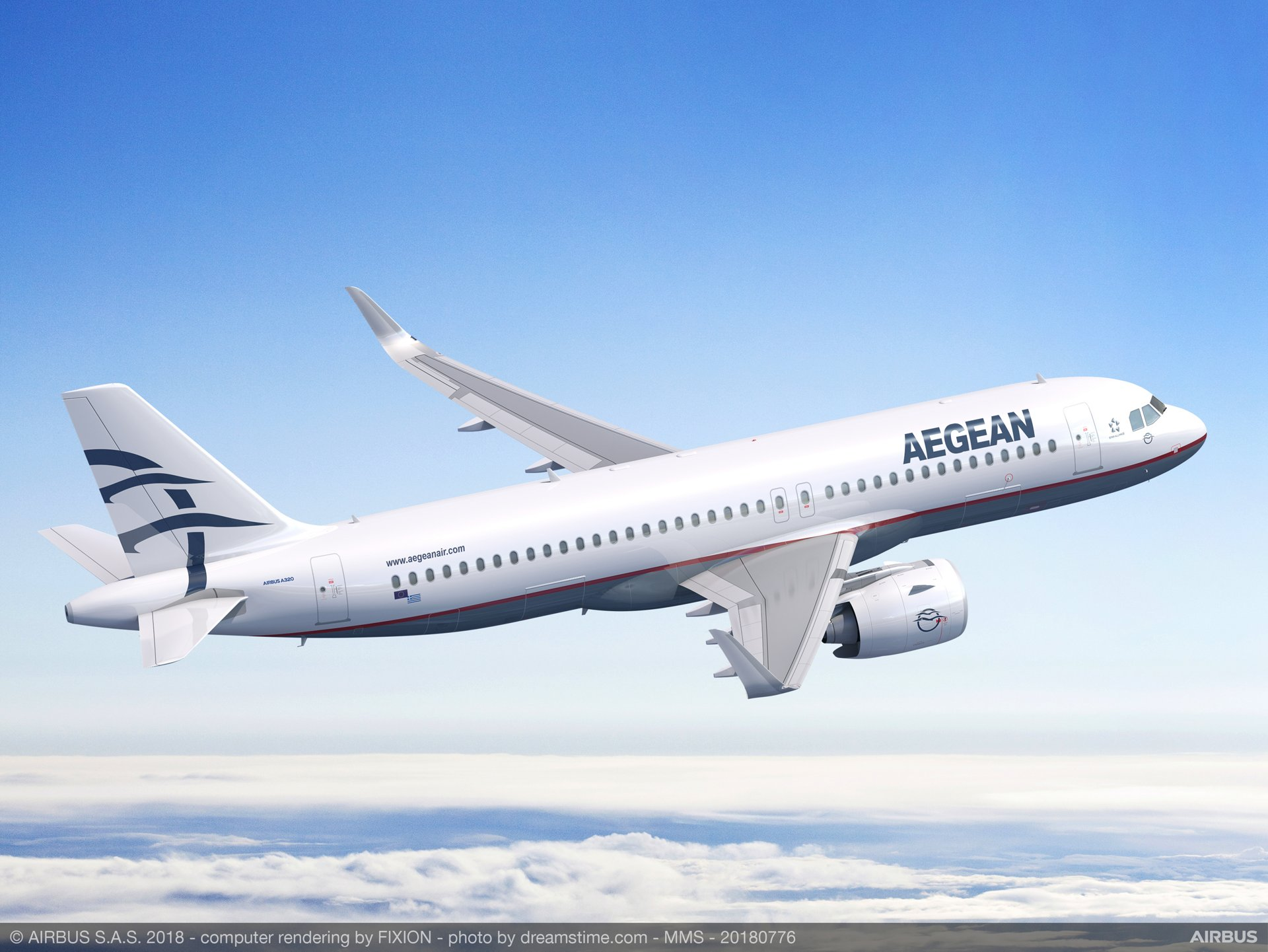 Aegean ‎Airlines A320neo