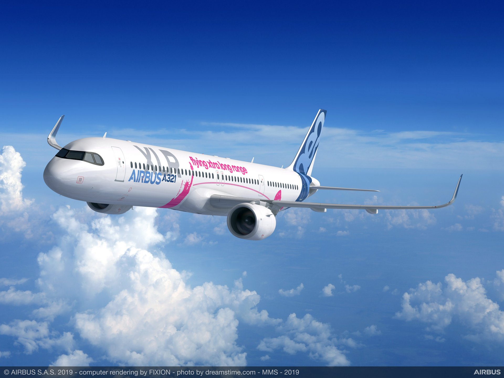 Airbus launches longest range single-aisle airliner: the A321XLR