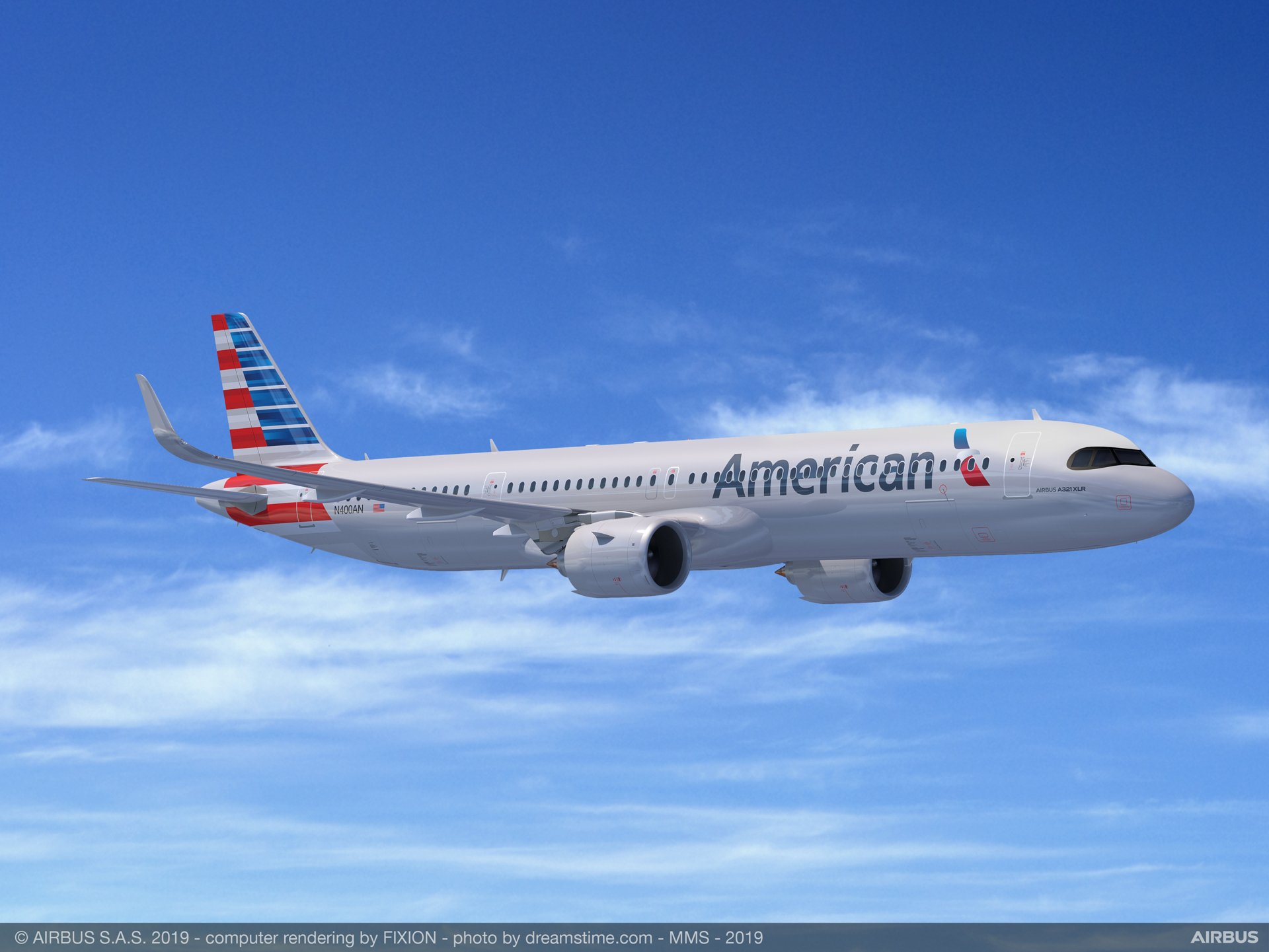 American Airlines will acquire 50 Airbus A321XLR aircraft under terms of a purchase agreement announced at the 2019 Paris Air Show