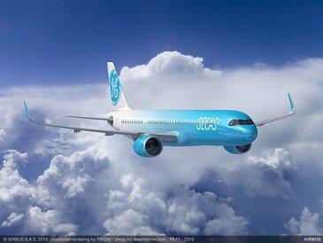 A321XLR GECAS