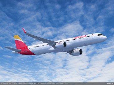 A321XLR Iberia