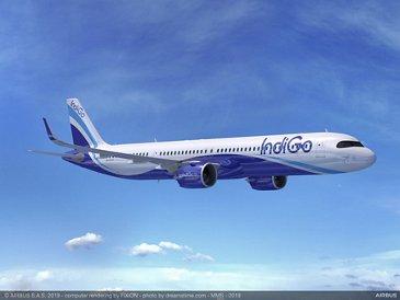 A321XLR IndiGo