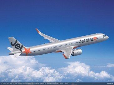A321XLR JETSTAR