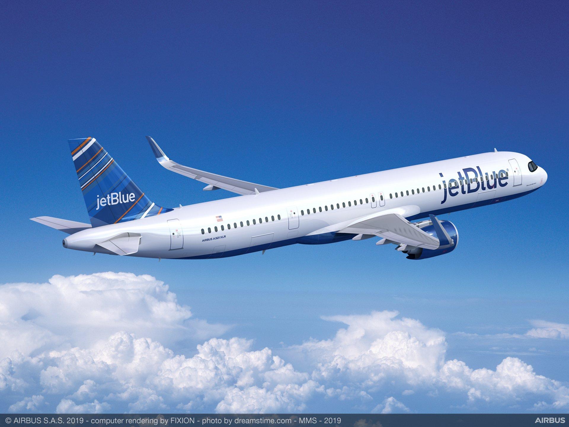 A321XLR JetBlue