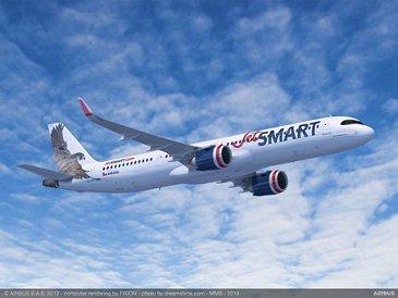 A321XLR JetSMART