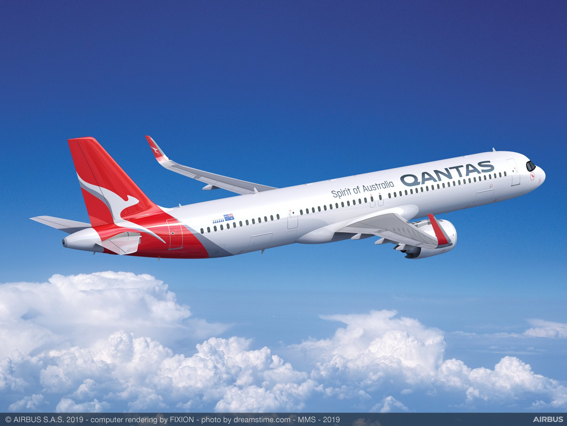 Qantas Airways Limited's agreement with Airbus for 36 A321XLR jetliners will allow Australia's Qantas Group to improve its network and fleet flexibility