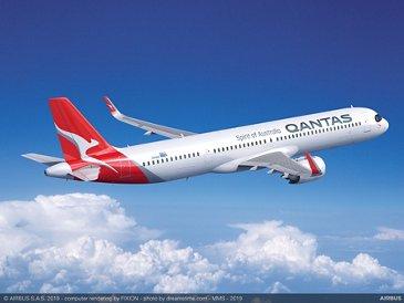 A321XLR Qantas