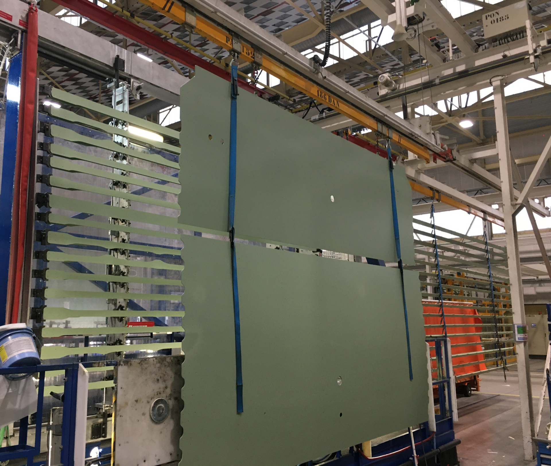 Subassembly of the A321XLR centre wing box began at Airbus' Nantes site in November 2020