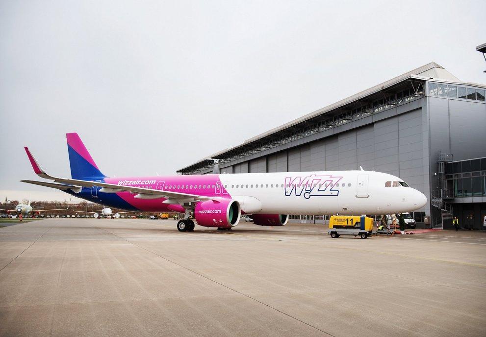 Wizz Air's initial A321neo