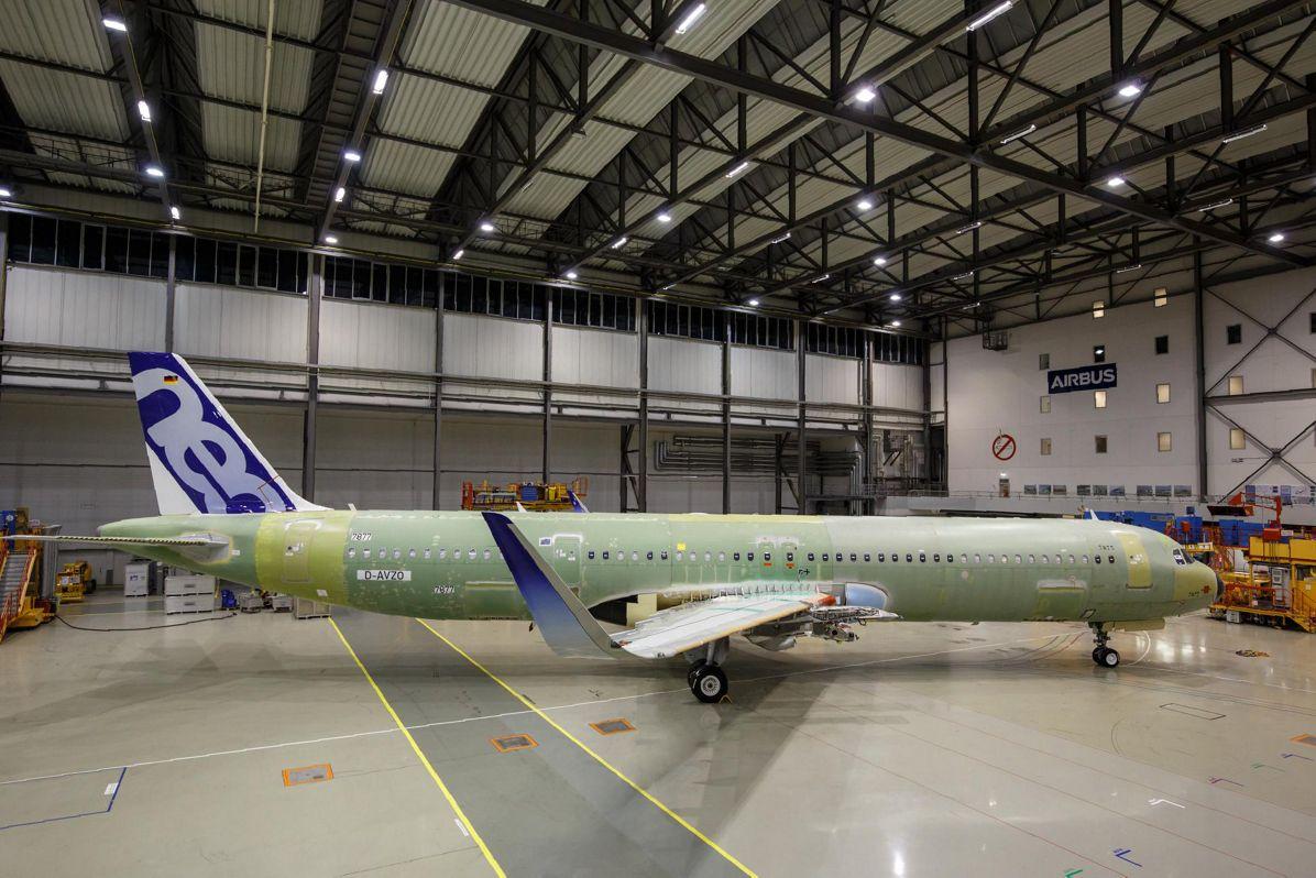 A321neo ACF LR