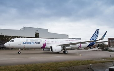 A321neo ACF Roll Out