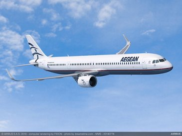 Aegean ‎Airlines A321neo