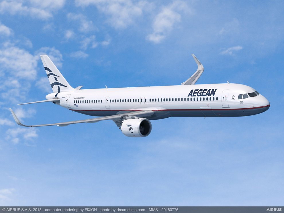Aegean Airlines A321neo