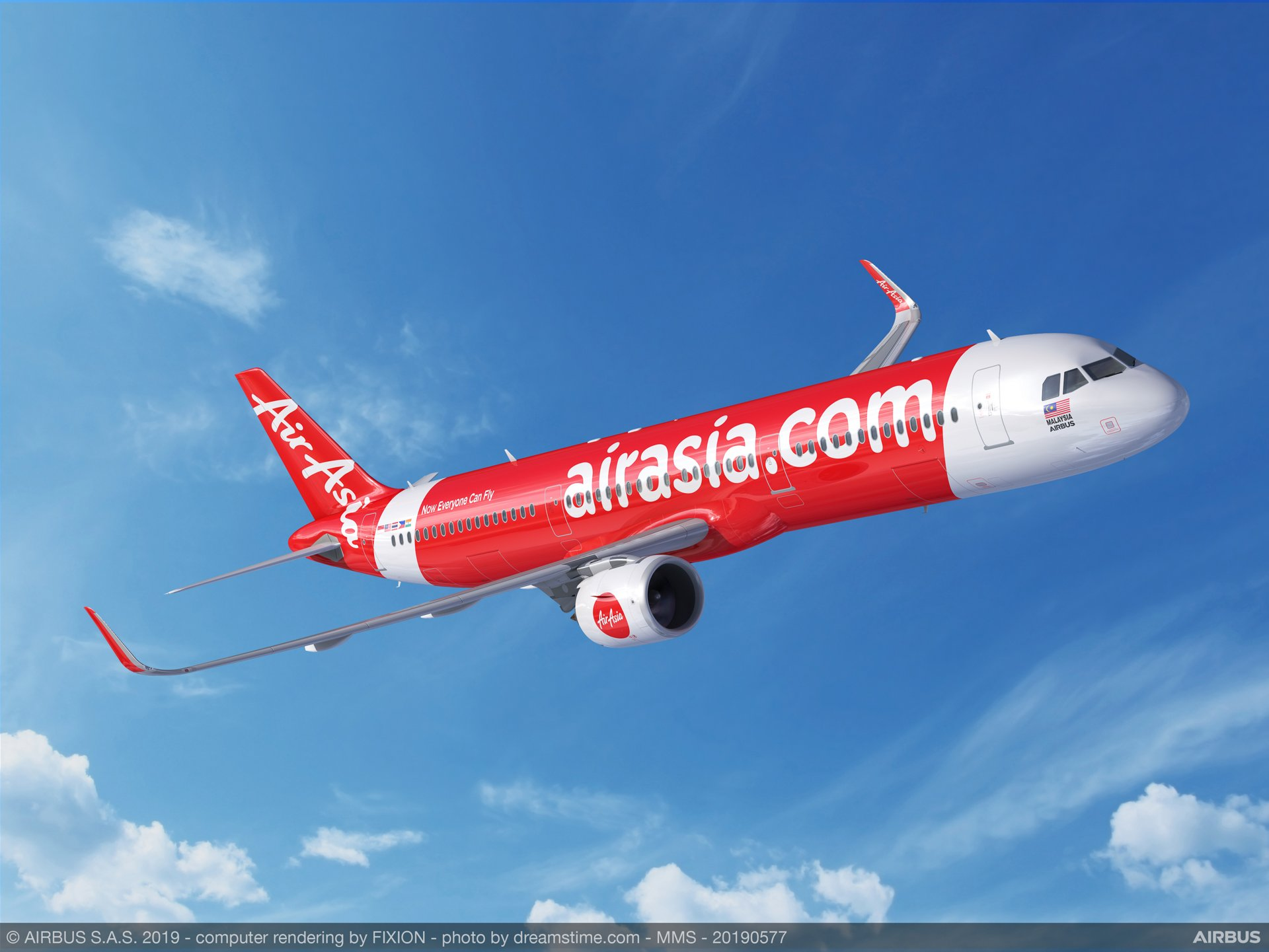 AirAsia's conversion of 253 A320neo orders to the longer-fuselage A321neo version will enable this airline to offer higher capacity in response to ongoing strong demand across its network