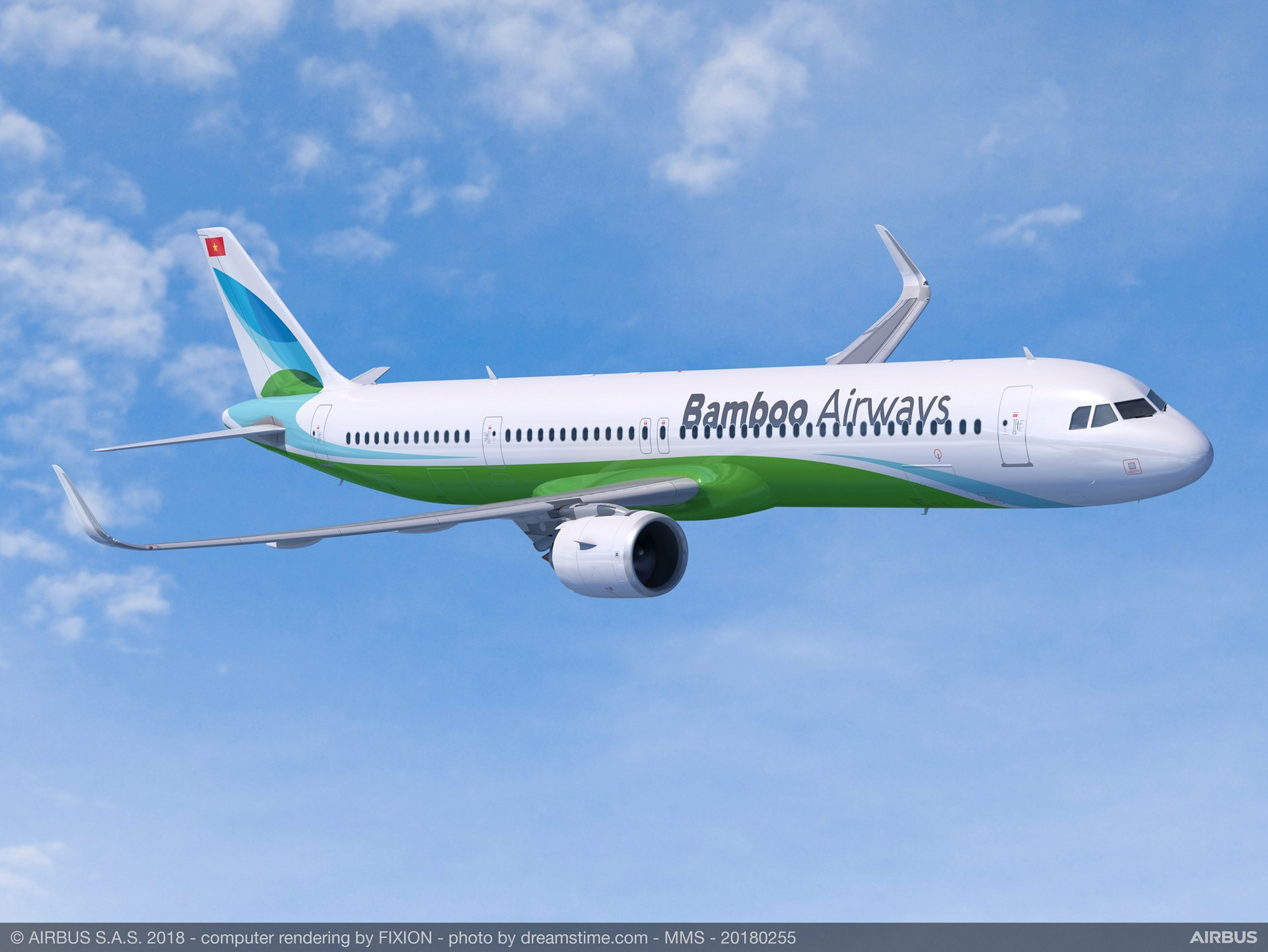 FLC Group selects A321neo jetliners for Bamboo Airways
