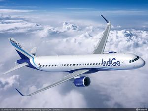 IndiGo signs for 300 A320neo Family aircraft Commercial