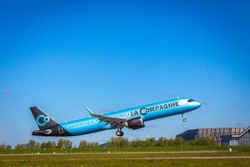 La Compagnie's first A321neo