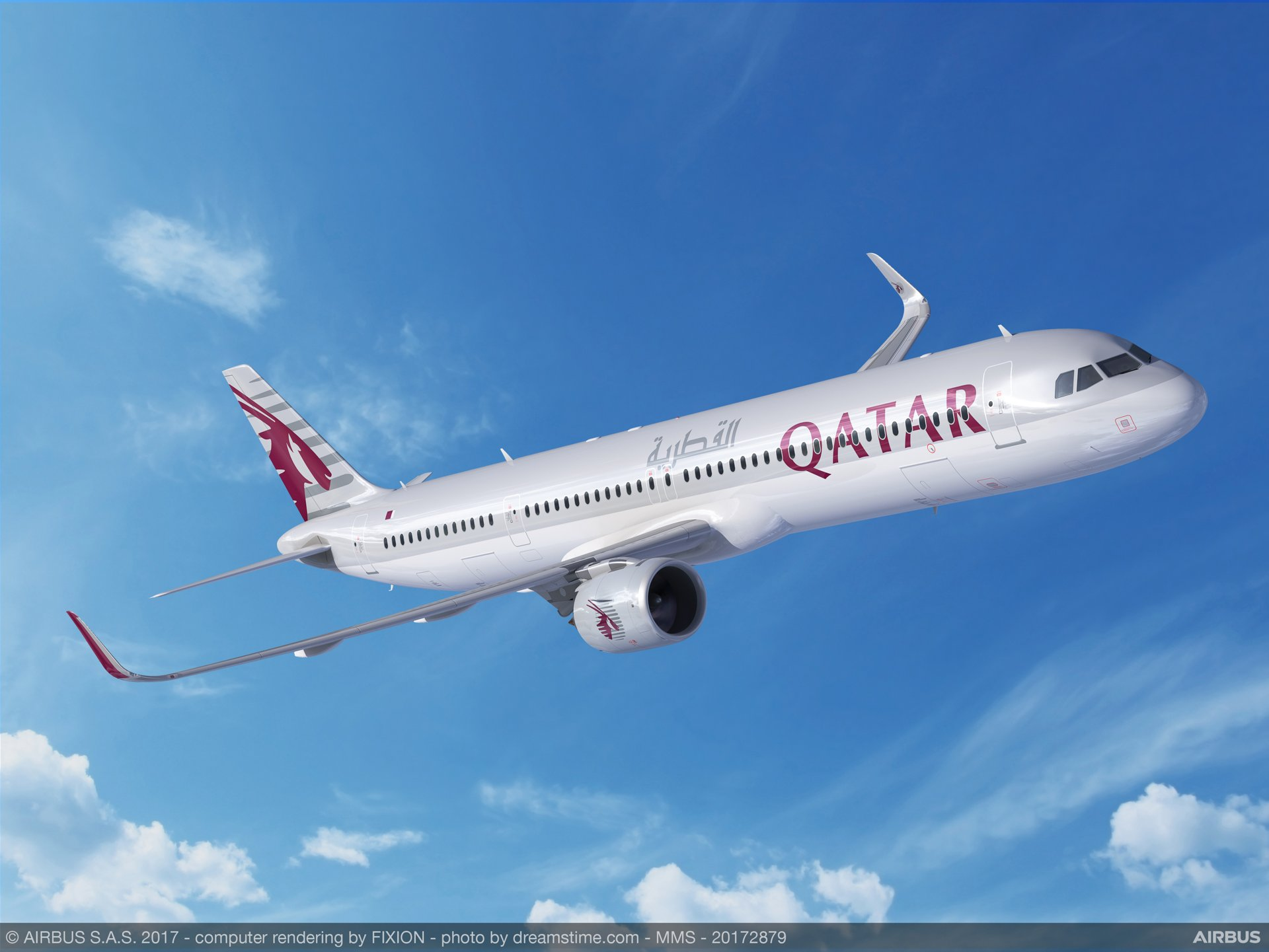 A321neo ACF Qatar Airways