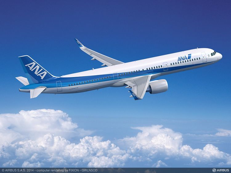 ANA Holdings A321neo