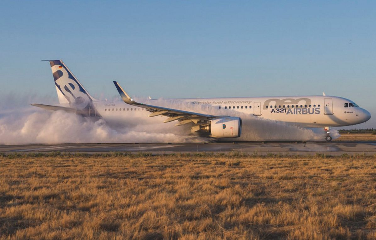 A321neo_Certification testing 1