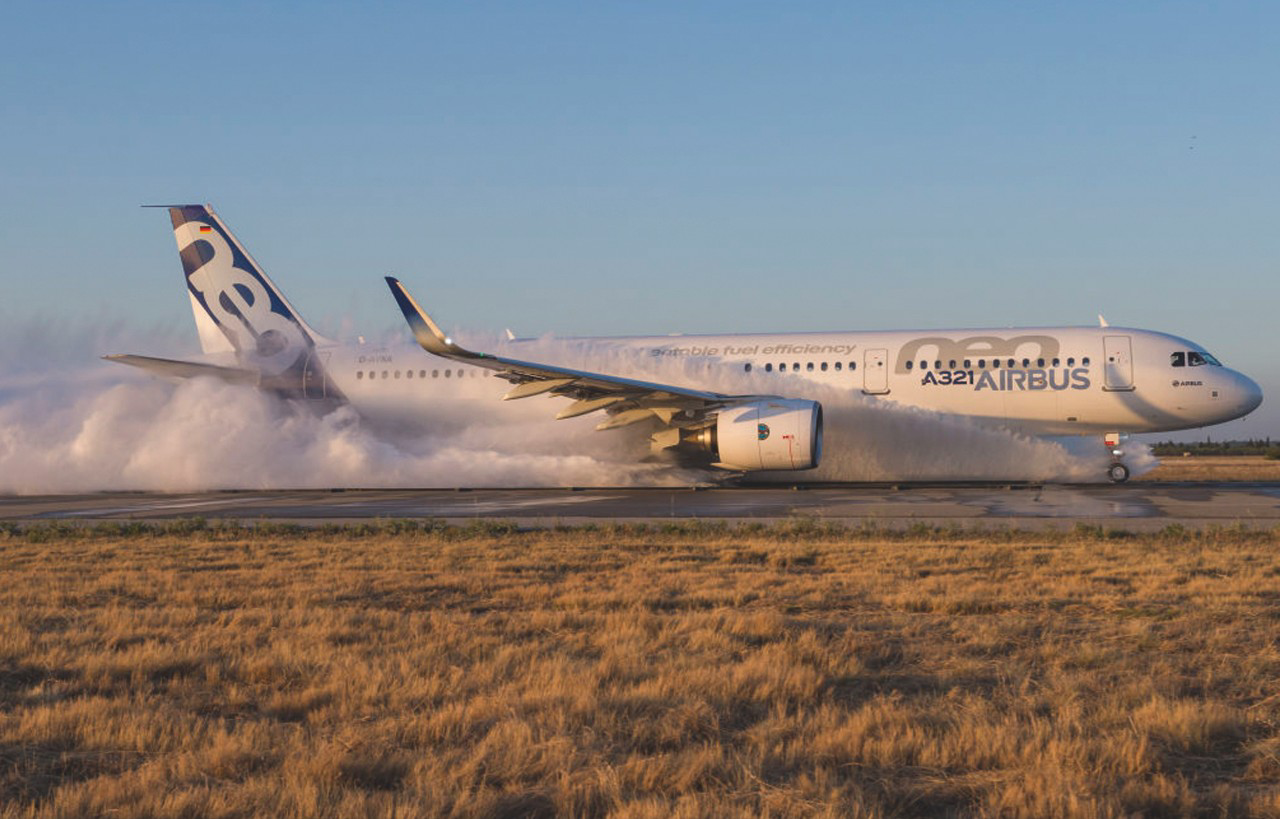 """Certification of the A321neo version powered by Pratt & Whitney's PurePower PW1100G-JM engines confirms this aircraft's """"ready-for-service"""" status"""