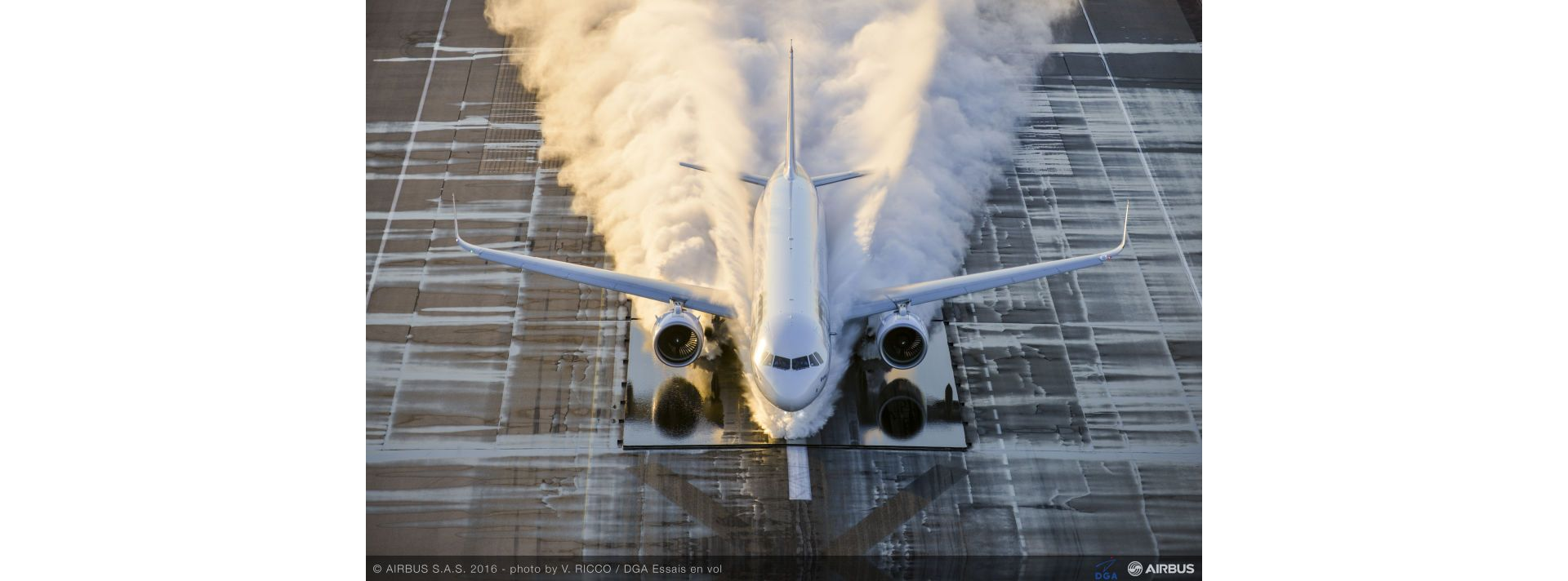 A321neo Flooded Test