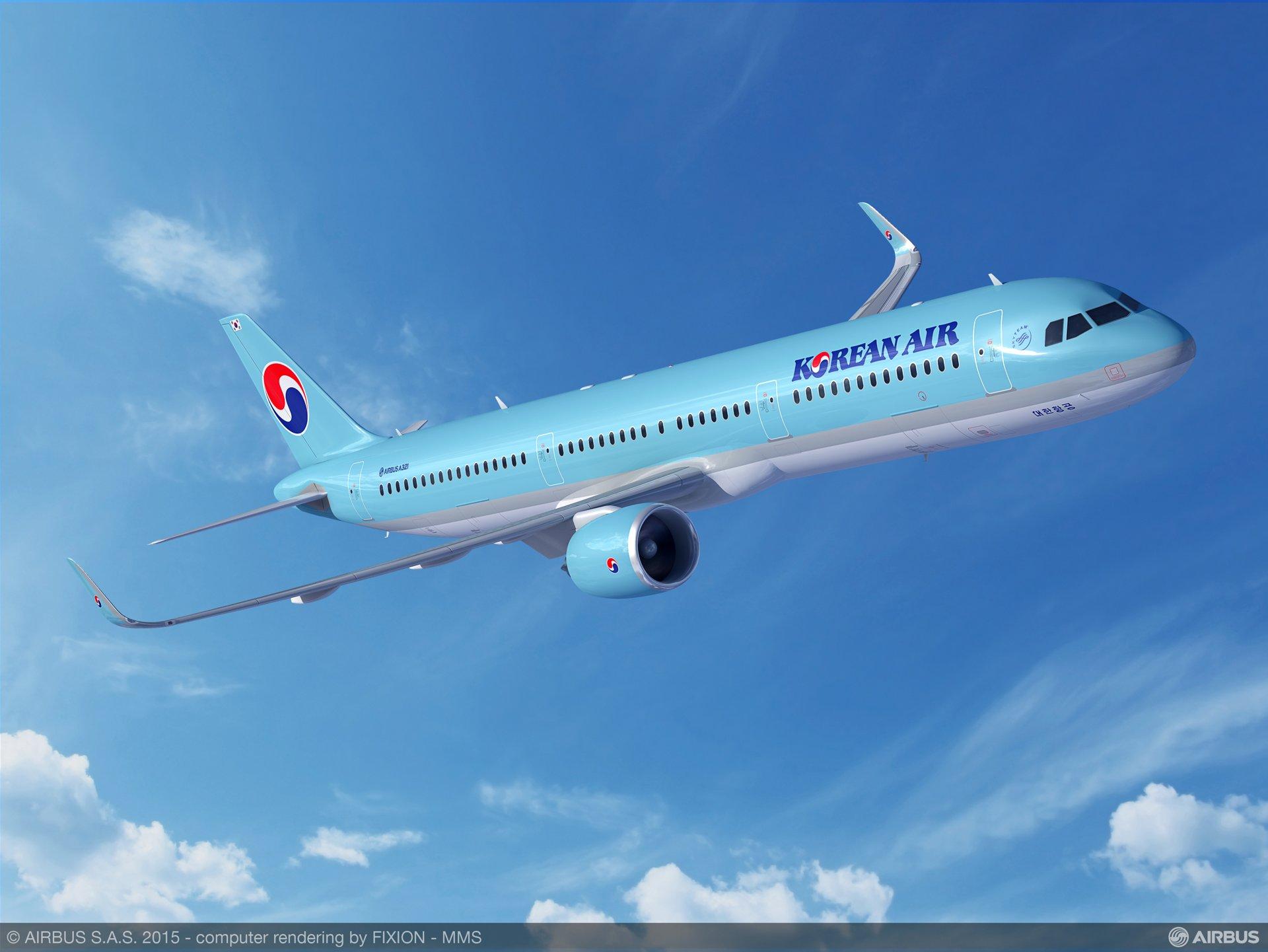 A321neo_Korean Air