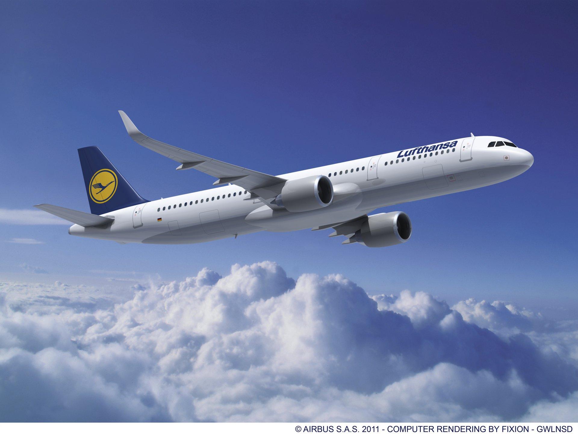 A321neo Lufthansa