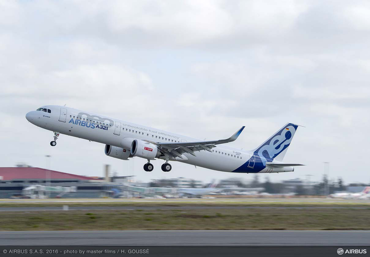 Type Certification for the Airbus A321neo powered by CFM International's LEAP-1A engines – jointly granted by the European Aviation Safety Agency (EASA) and the Federal Aviation Administration (FAA) in 2017 – followed a comprehensive flight test programme