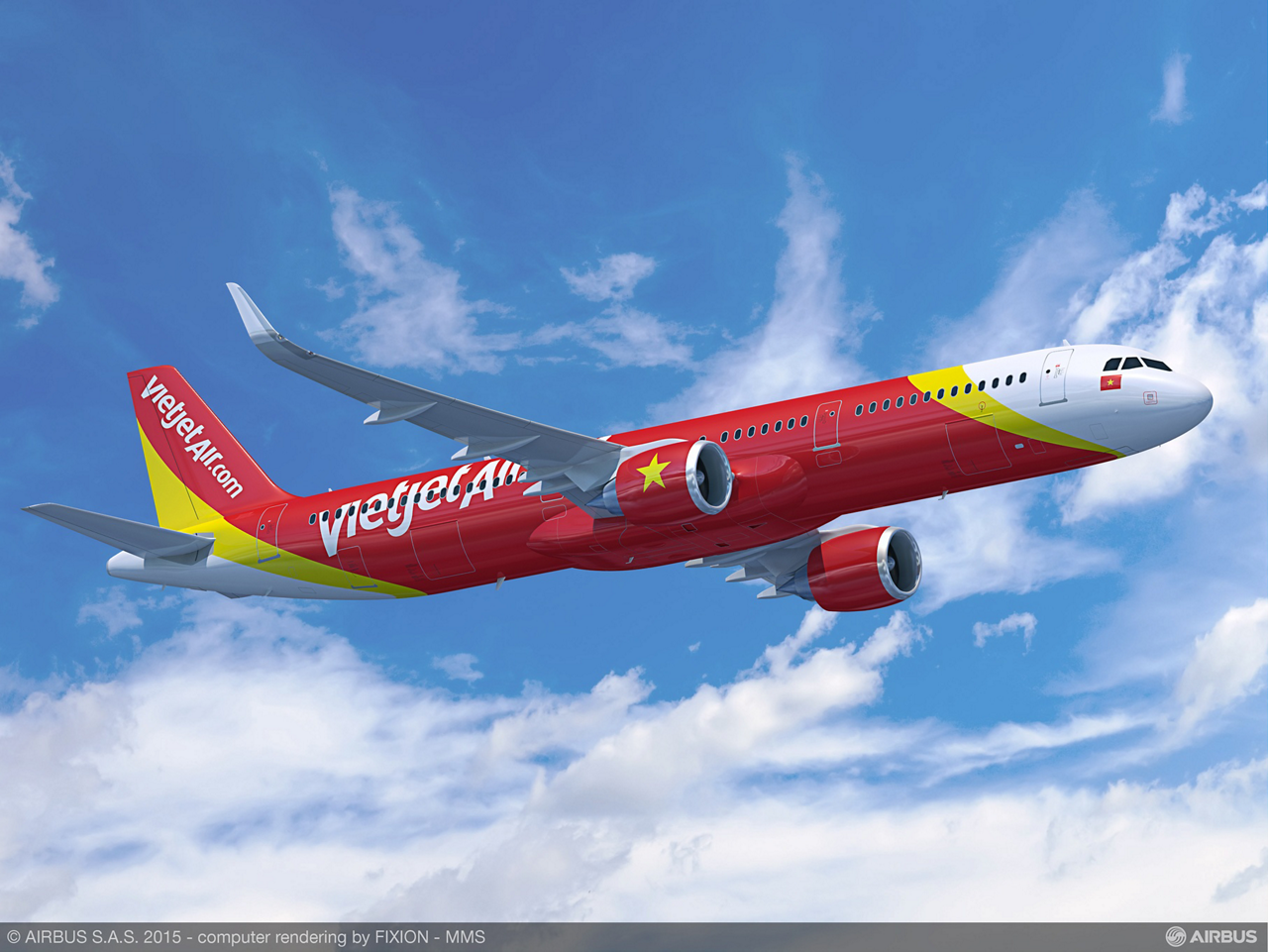With Vietjet's memorandum of understanding for an 50 additional A321neo jetliners, signed at the 2018 Farnborough Airshow, the Vietnamese carrier's backlog of orders for Airbus A320 Family jetliners rises to 129 aircraft in the A321neo (New Engine Option) and A321ceo (Current Engine Option) versions