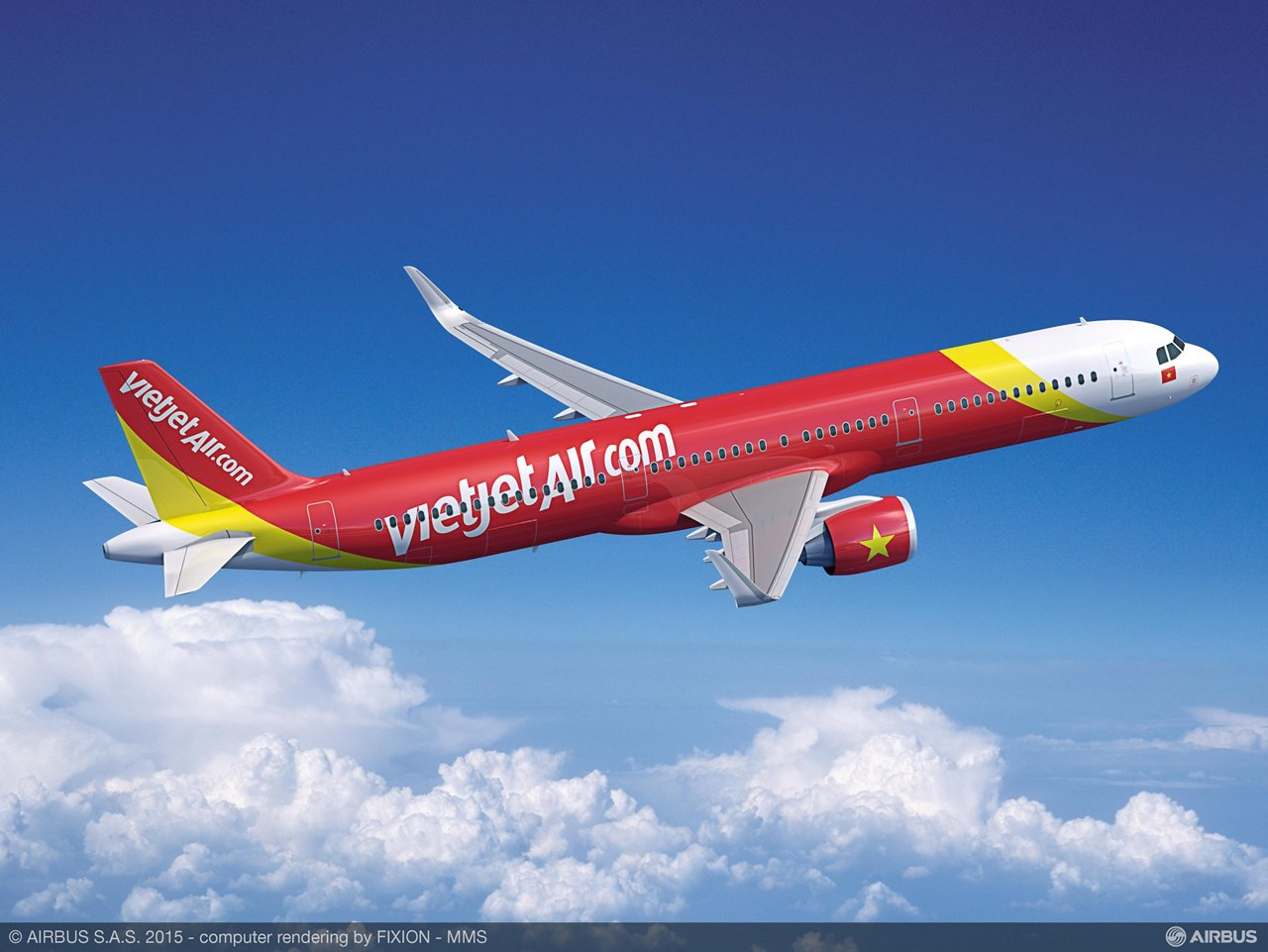 A321neo Vietjet