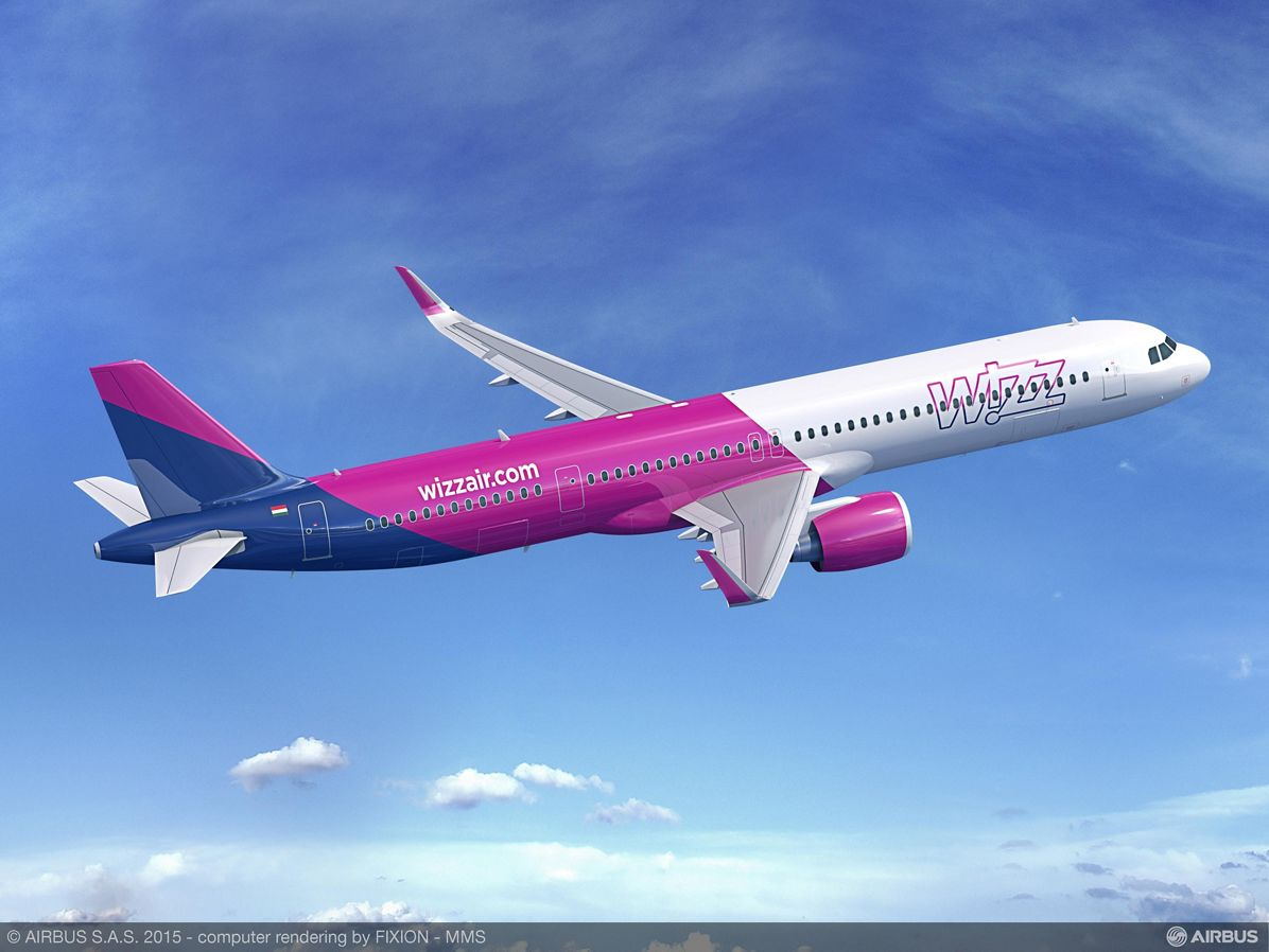 A321neo_Wizz Air firm order for 110