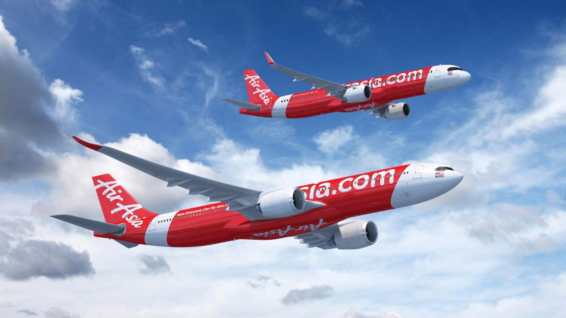 AirAsia X, the long-haul unit of the AirAsia Group, finalised a firm order for an additional 12 A330-900 and 30 A321XLR aircraft in August 2019