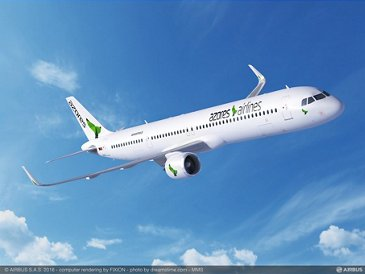 A321neo Azores Airlines