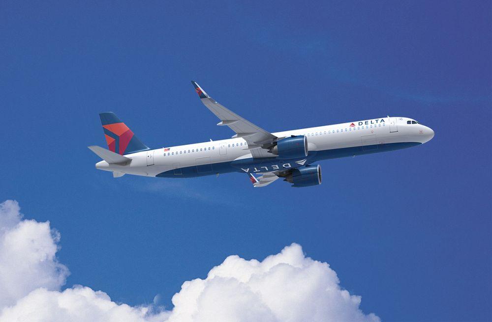 Delta A321neo PW