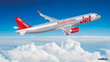 Jet2.com -  A321neo In Flight
