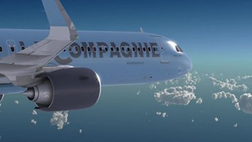 La Compagnie selects Airbus' A321neo