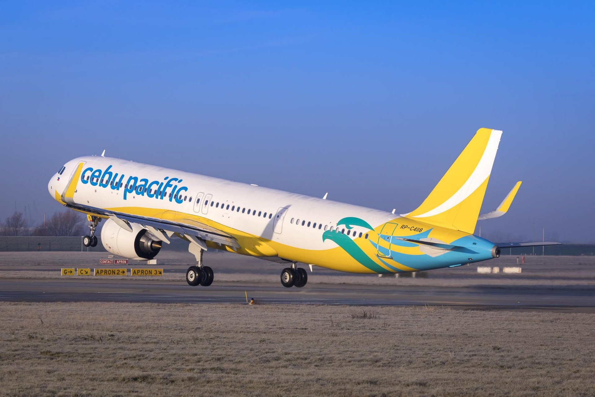 The first of 32 A321neo jetliners ordered by Cebu Pacific was delivered to the Philippines' largest low-cost carrier in January 2019