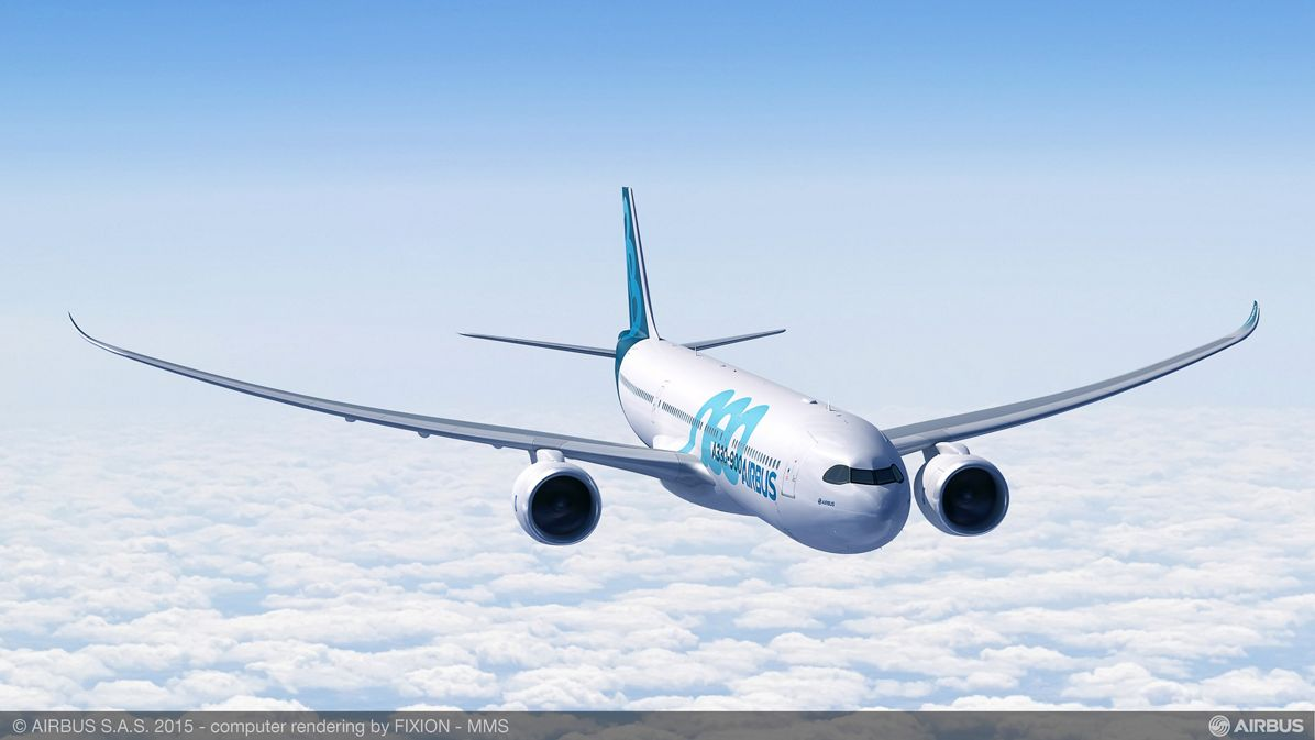 A330neo Sharklet wingtip devices_1